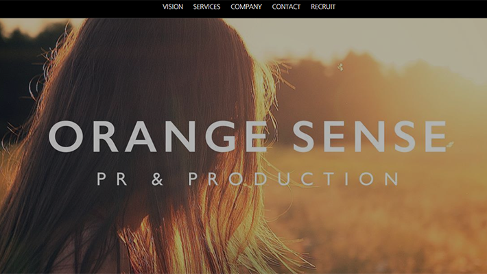 株式会社ORANGE SENSE
