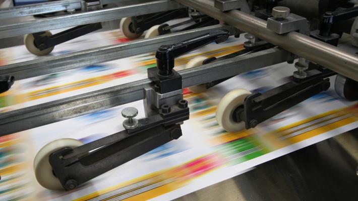 オフセット印刷とは?オンデマンド印刷との違い