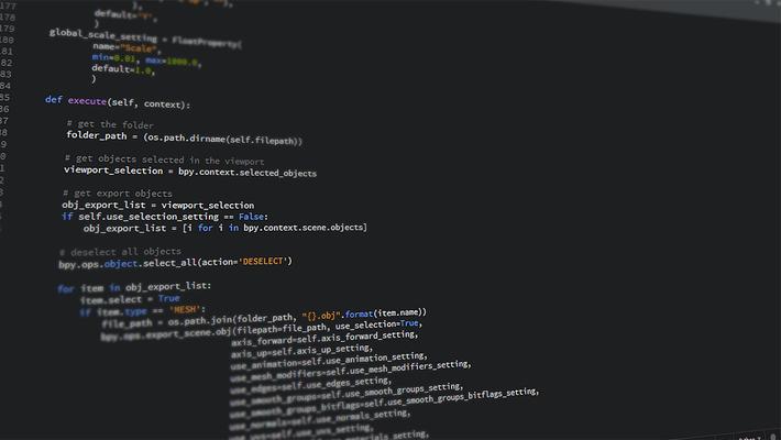 Python開発